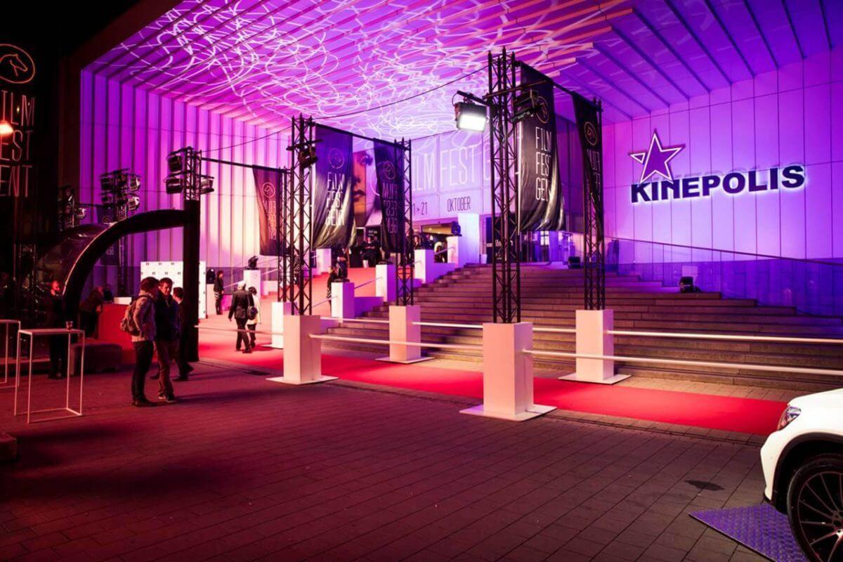CLF Ares film festival